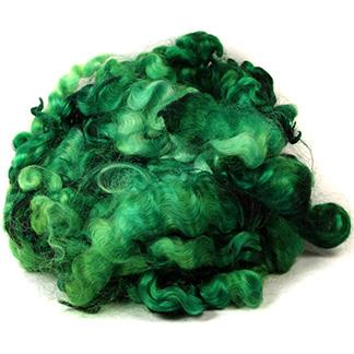 English Leicester fleece- emerald