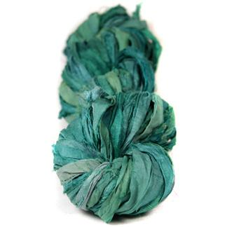 Sari Ribbon - Emerald