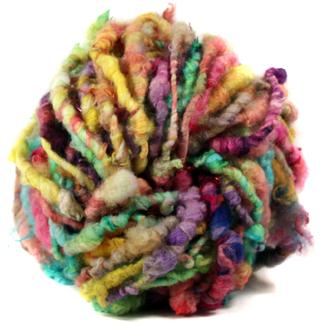 Fruit Salad - handspun