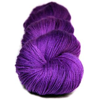 NOM fingering weight mcn - Royal Purple