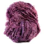 Purple Monster handspun
