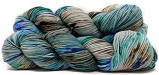 Merinosaurus worsted - Asteroid Speckle