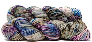 MERINOSAURUS worsted - Ice Age Speckle
