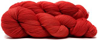 SUPER SLINK merino/silk lace - Fire