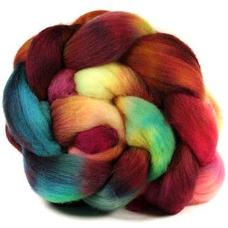 Tour de Fleece 2017 - Bright Supernova